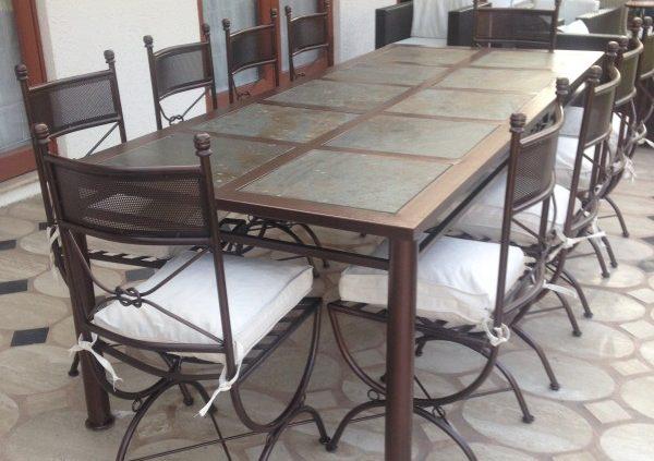 Comedores de terraza fierro archivos rusti home armonia for Comedores de terraza chile