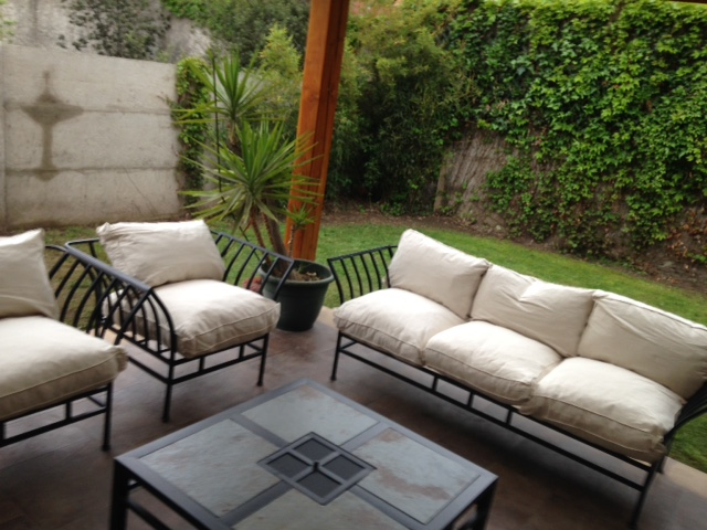 Living de terraza palillo curvo oferta 20 dcto rusti - Oferta muebles terraza ...