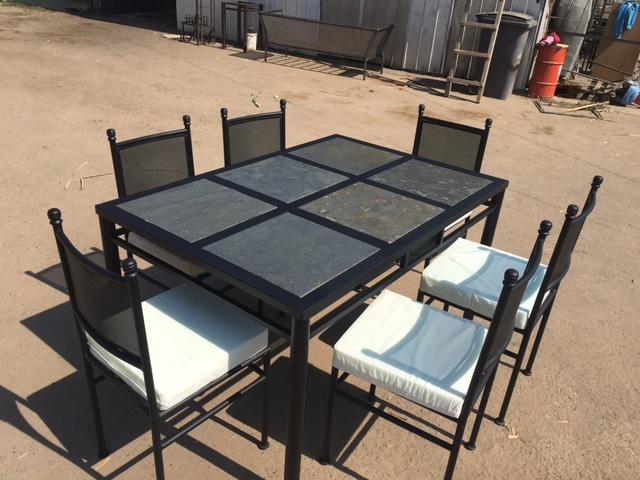 Muebles en tubo metalico 20170822005121 for Muebles de terraza fierro