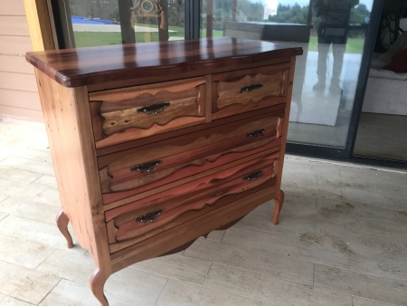 C moda madera roble demolici n terminaci n fina rusti for Bar madera nativa