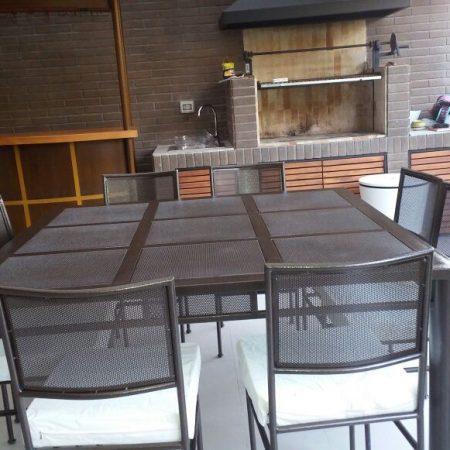 Comedores de terraza fierro archivos rusti home armonia for Muebles terraza fierro