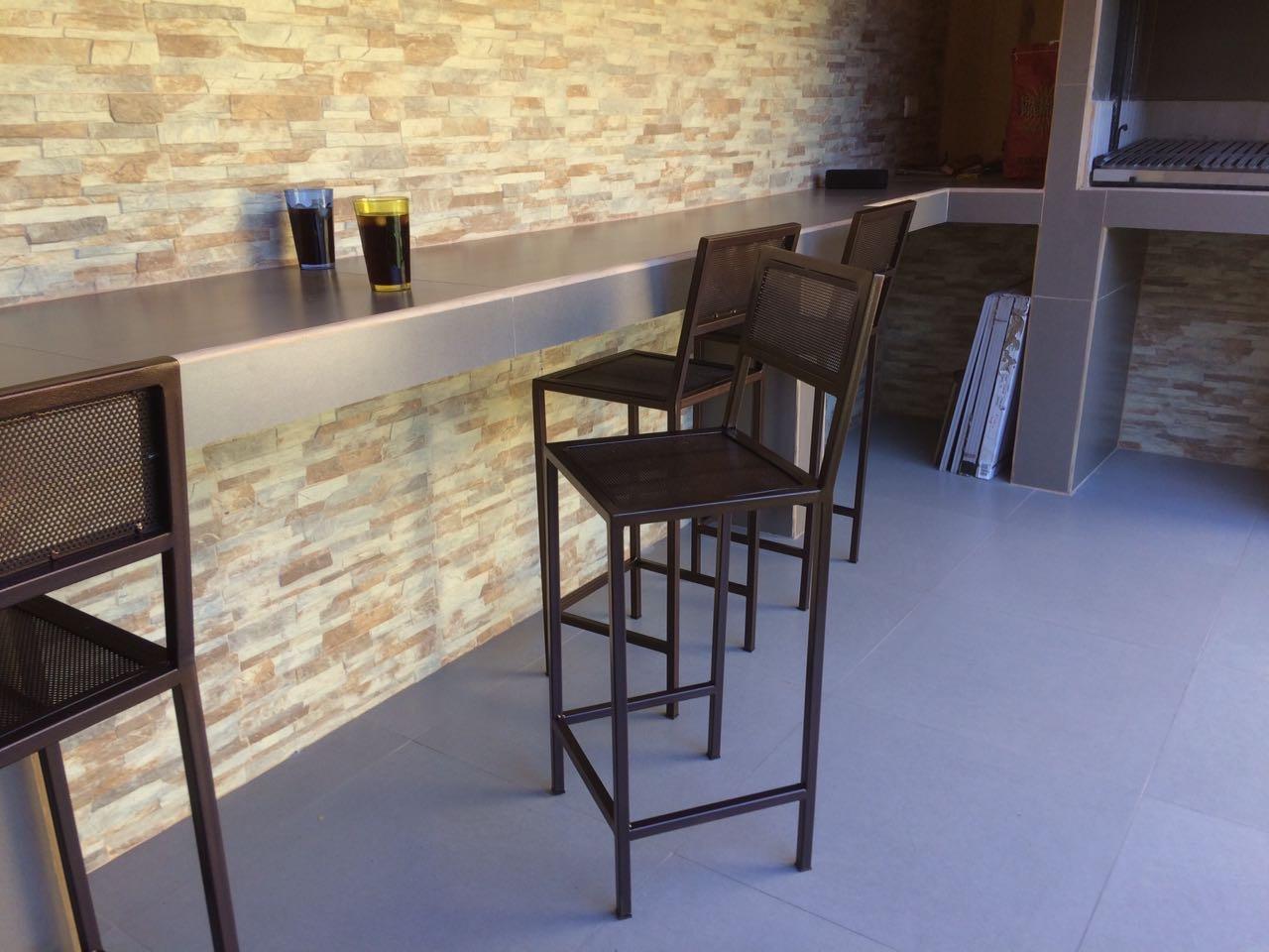 Tabutere metalico fierro a medida pisos bar de terraza - Sillas de piso ...