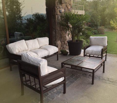 Home rusti home armonia en tu hogar for Fundas muebles terraza